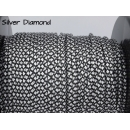 US - Cord  Typ 2 Silver Diamond