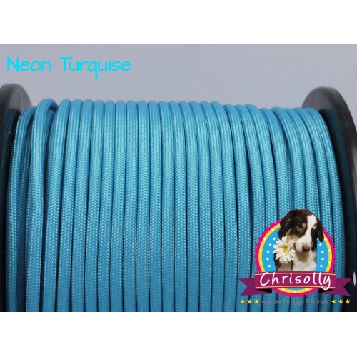 US - Cord  Typ 4 Neon Turquise