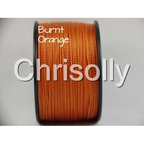 Nano Cord Burnt Orange