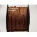 Micro Cord Chocolate Brown