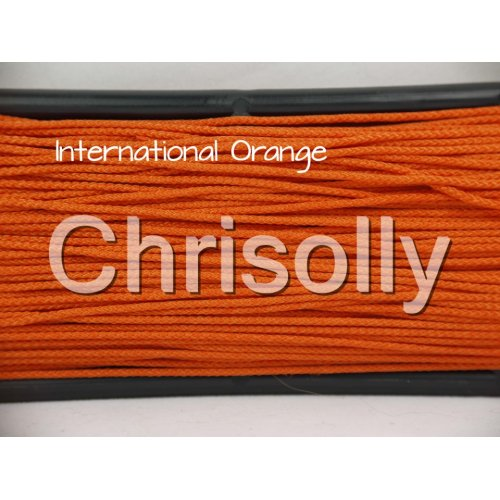 Micro Cord International Orange