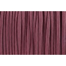 US - Cord  Typ 3 Burgundy & Lavender Pink Stripes