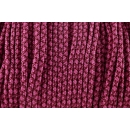 US - Cord  Typ 2 Burgundy & Fuchsia Diamonds