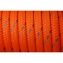 PP1228 Polypropylen 12mm mit Kern Neon Orange reflektierend