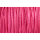 US - Cord  Typ 2 Neon Pink & Rosa Pink Stripes