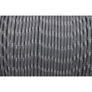 US - Cord  Typ 2 Charcoal Grey reflektierend
