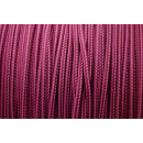 US - Cord  Typ 1 Burgundy & Fuchsia Stripes