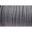 US - Cord  Typ 1 Charcoal Grey reflektierend