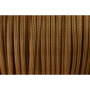 US - Cord  Typ 3 Mustard & Walnut Brown Stripes
