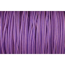 US - Cord  Typ 2 ACID Purple & Rosa Pink Stripes
