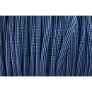US - Cord  Typ 3 Baby Blue & Midnight Blue Stripes