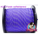 US - Cord  Typ 3 ACID Purple reflektierend