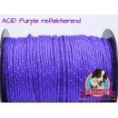 US - Cord  Typ 1 ACID Purple reflektierend
