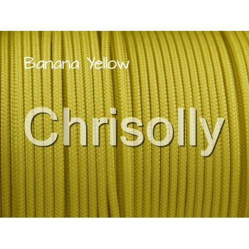 US - Cord  Typ 1 Banana Yellow