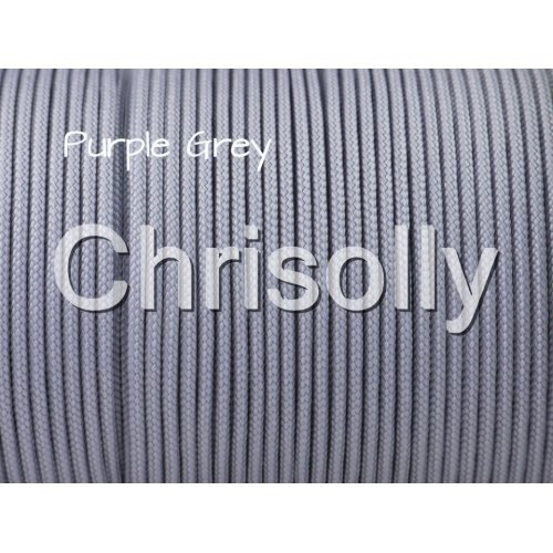Cord  Typ 1 Purple Grey