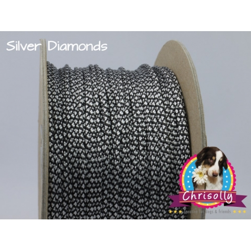 US - Cord  Typ 1 Silver Diamond