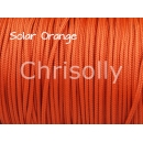 US - Cord  Typ 1 Solar Orange