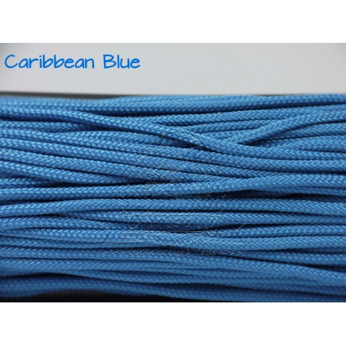 US - Cord  Typ 2 Caribbean Blue