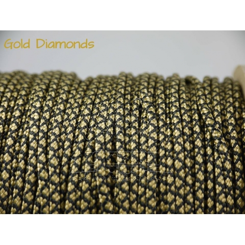 US - Cord  Typ 2 Gold Diamond