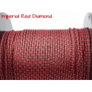 US - Cord  Typ 2 Imperial Red Diamond