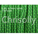 US - Cord  Typ 2 Kelly & Neon Green Diamonds