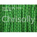 US - Cord  Typ 2 Neon & Kelly Green Diamonds
